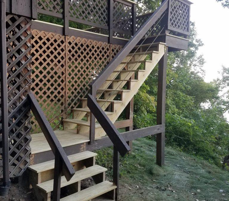 Seneca Lake Deck