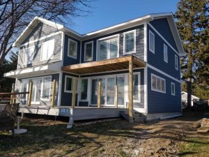 Keuka Lake Home Addition