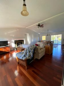 painted livingroom