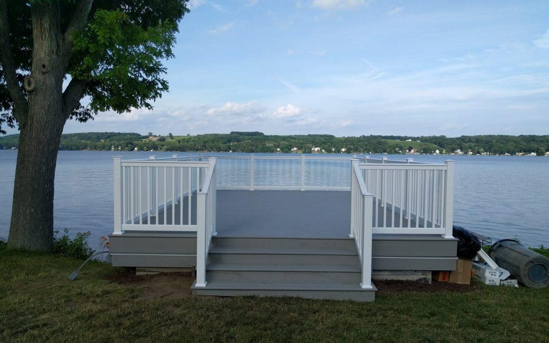 Boathouse Deck