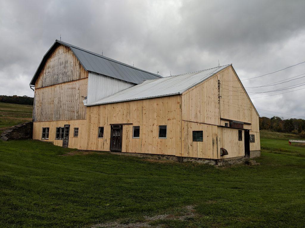 Barn Siding Remodel